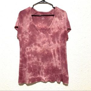 American Eagle Soft & Sexy Tie-Dye Tee
